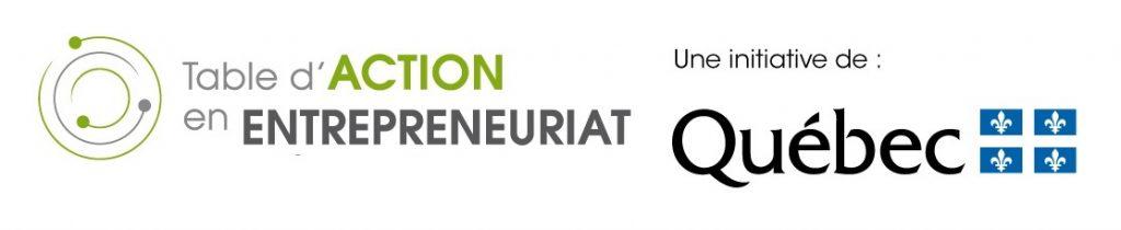 Table d'action en entrepreneuriat
